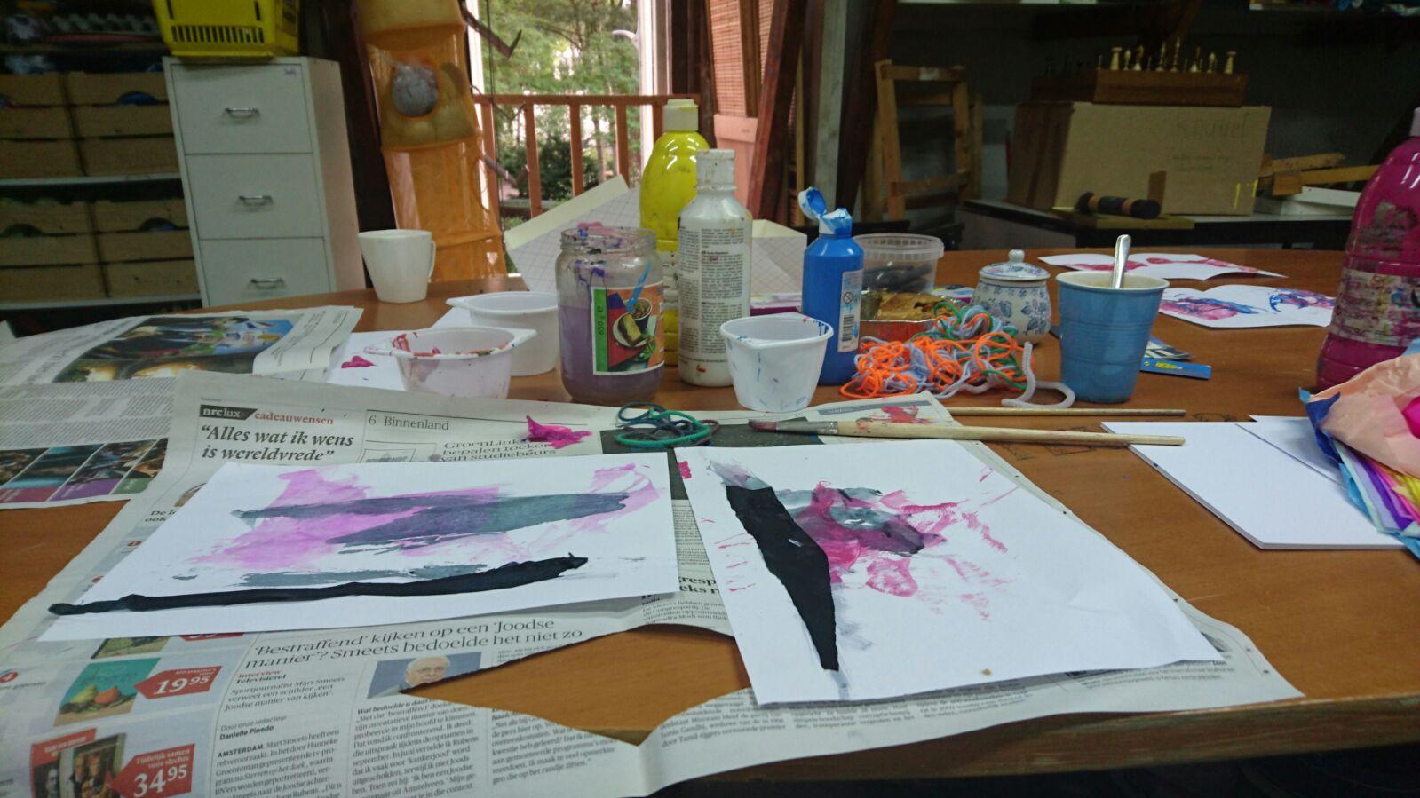atelier activiteiten