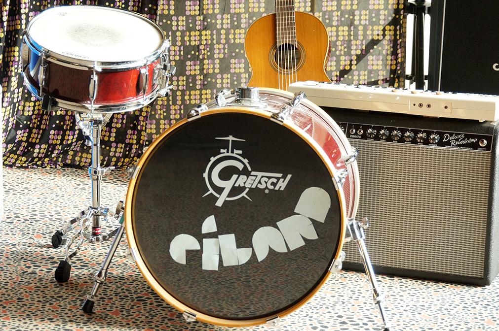drum studio eiland
